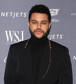 The Weeknd: 'I've not got swagger like Idris Elba'