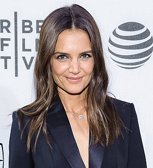 Katie Holmes struggled with directing duties