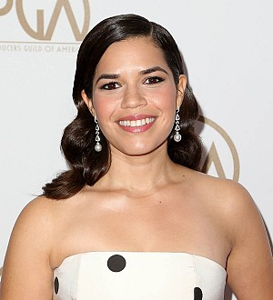America Ferrera and Zoe Saldana lead Latino celebrities against republican candidates