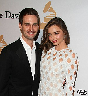 Miranda Kerr setting up home with Evan Spiegel
