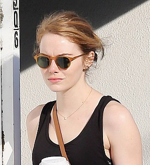 Emma Stone 'enlists body double for tennis movie'