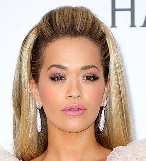 Rita Ora inspired by idol Madonna