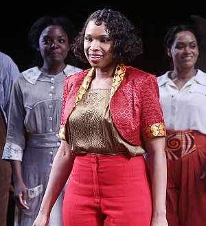 Jennifer Hudson wins rave reviews for The Color Purple