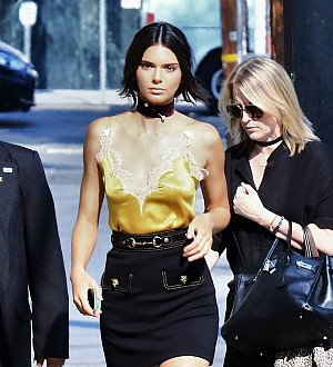 Kendall Jenner caused a 'ruckus' in new neighbourhood