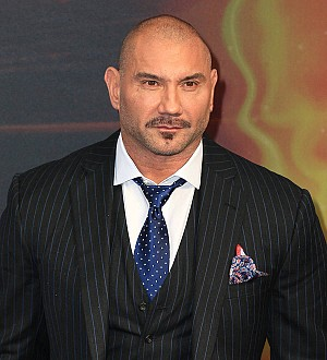 Dave Bautista had to sweat off Guardians of the Galaxy makeup