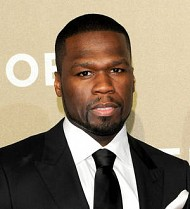 50 Cent developing TV drama
