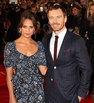 Michael Fassbender and Alicia Vikander move in together - report