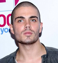 Max George keeping Lindsay Lohan out of trouble