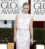 Sienna Miller pined for daughter at Golden Globes