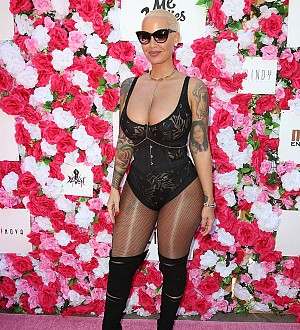 Amber Rose posts sweet message to dance partner after show elimination