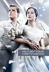 New 'Catching Fire' Poster Catches Imaginations