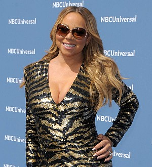 Mariah Carey's Walk of Fame star vandalized