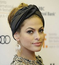 Eva Mendes tested dog shock collar on herself