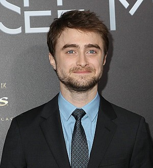 Daniel Radcliffe wishes he could use magic to become a superhero