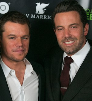Bourne vs Batman: BFFs Matt Damon & Ben Affleck Set to Square Off in 2016!