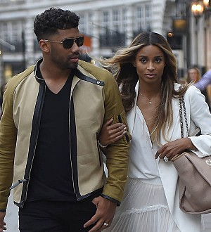 Ciara and Russell Wilson are in no rush to have children