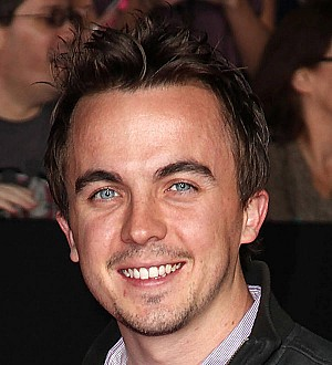 Frankie Muniz suffered broken back as a race car driver