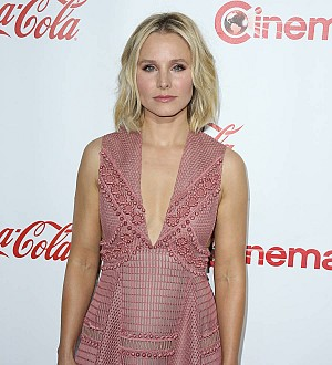 Kristen Bell's Instagram hacked by daughter