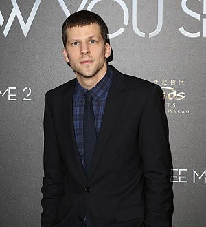 Jesse Eisenberg vomited onstage during The Spoils