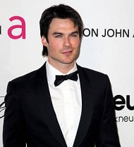 Ian Somerhalder's luggage missing in Belgium airport strike
