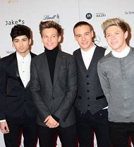One Direction ‏stars warn fans over BRIT Awards scam