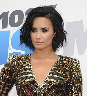 Demi Lovato supports MusiCares charity campaign