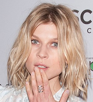 Harry Potter star Clemence Poesy becomes a mother