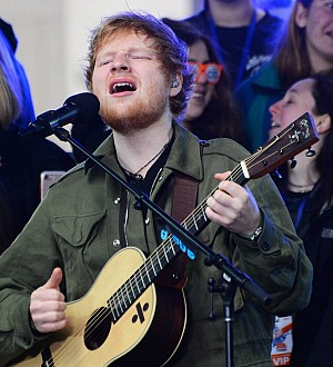 Ed Sheeran fires back at Glastonbury critics