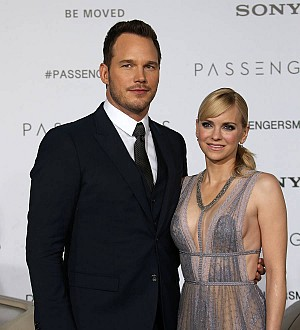 Anna Faris tweets from home as she and Chris Pratt get ready for big premiere