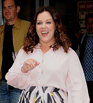 Melissa McCarthy battled a ghoul in real-life