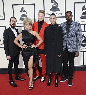 Pentatonix take holiday album to the top of the charts