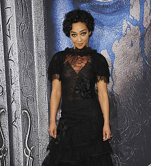 Ruth Negga learned of her father's death in a letter