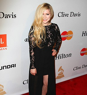 Avril Lavigne is the most dangerous celebrity on the Internet