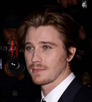 Garrett Hedlund jammed with Terrence Howard during On the Road
