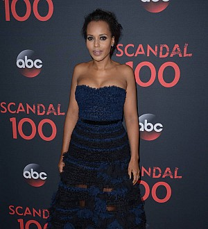 Kerry Washington: 'Scandal creator inspires me to be a no-nonsense mum'