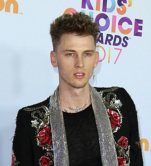 Machine Gun Kelly 'thought he was having heart attack' during birthday show