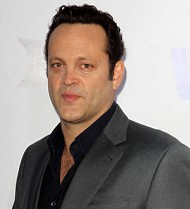 Vince Vaughn to be a dad again
