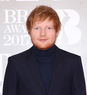 Ed Sheeran makes it five weeks on top in the U.S.