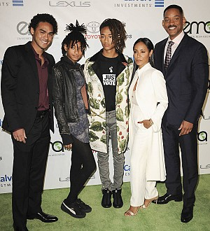 Jaden Smith and Shailene Woodley honored at environmental awards