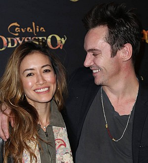 Jonathan Rhys Meyers is a first-time father - report