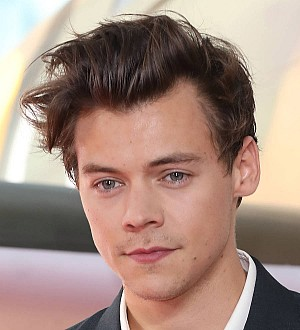 Harry Styles was overcome with emotion at Dunkirk premiere