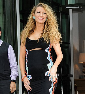 Blake Lively: 'It's fun to dress up when you're pregnant'