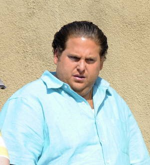 Jonah Hill stuns onlookers with heavier frame