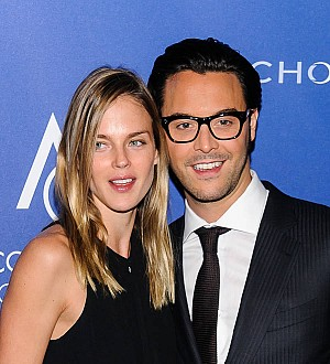 Jack Huston is a dad again