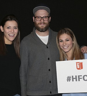 Seth Rogen Bringing Hilarity for Charity!