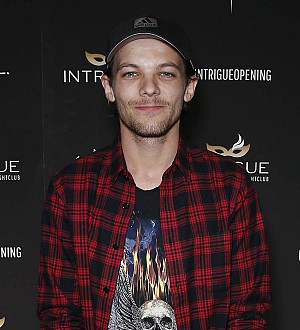 Louis Tomlinson banned from Briana Jungwirth's house - report