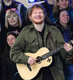 Ed Sheeran: 'Copying Eminem cured my stammer'