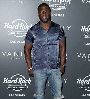 Kevin Hart calls on celebrity friends to join his Hurricane Harvey Relief Challenge