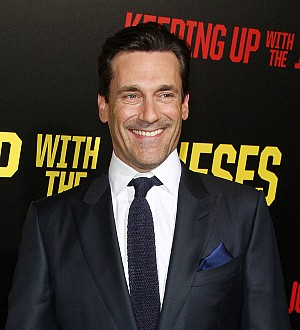 Jon Hamm: 'Life doesn't get easier with age'