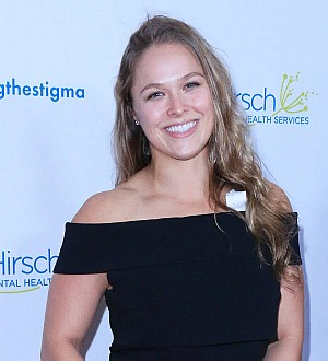 Ronda Rousey makes secret trip to aid Standing Rock protesters